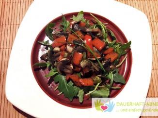 Gemüse-Mix aus der Pfanne