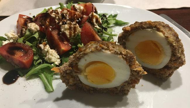 Tag 30: Eiermuffins mit Rinderhackfleisch