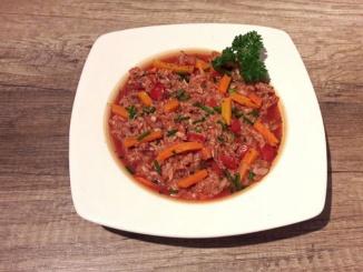 Thunfisch-Tomaten-Matsch