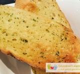 Geröstetes Knoblauch-Brot