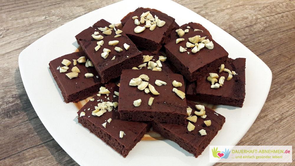 Rezept Low Carb Brownies Aus Kidneybohnen