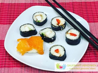 Low Carb Sushi Nigiri