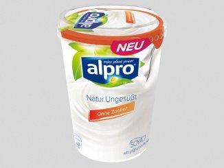 Alpro Soja-Joghurtalternative Natur Ungesüßt