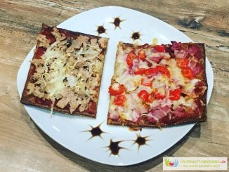 Lizza Low Carb Pizzaboden