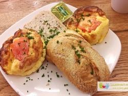 Frühstück Beim Bäcker
