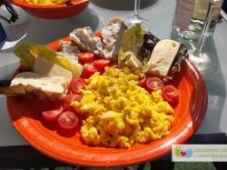 Sektfrühstück