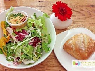 Salat vom Bäcker