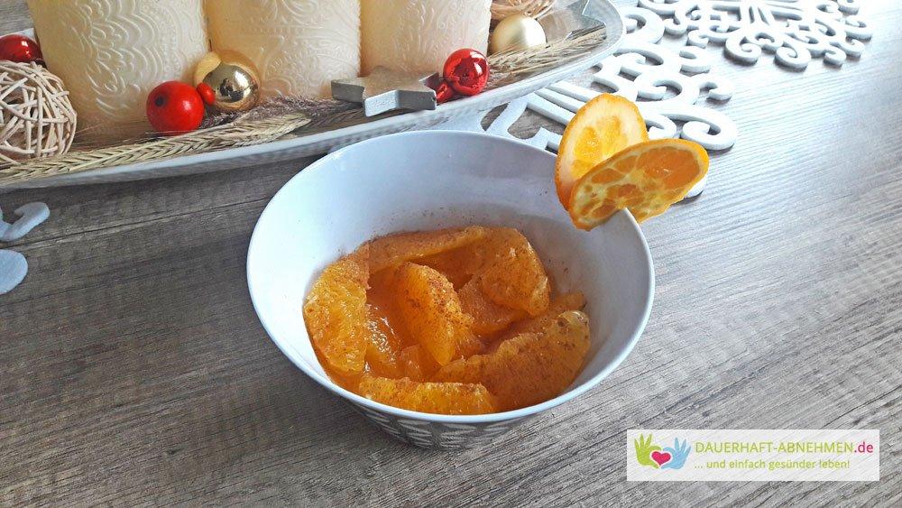 Zimt-Orangen